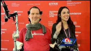 Steve Gleason: From ALS diagnosis to the Sundance Film Festival
