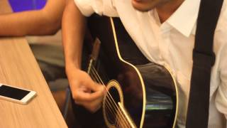 Hero(Enrique Iglesius Acoustic Cover)-GokulArakkal Records.