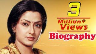 Moushumi Chatterjee - Biography