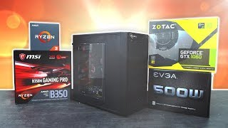 #RedViper Budget Gaming PC | Time Lapse Build