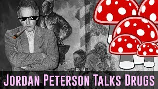 Jordan Peterson on Psilocybin, DMT and the Role Psychedelic Drugs Played in Human Spirituality