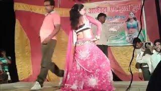 हमरे राजाजी दिन के न बोले रतिया में चोली खोले - Bhojpuri Hot Stage show