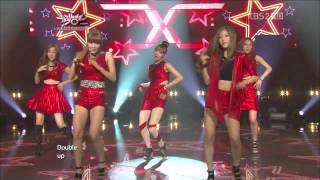 (120907)(HD) Two X - Double Up