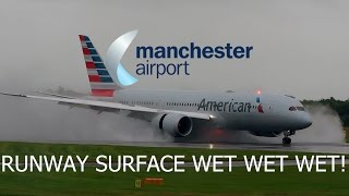 Spotting at Manchester Airport | 9th July 2016