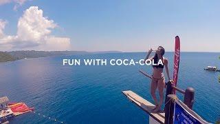 Taste The Feeling Of Summer With Coca-Cola