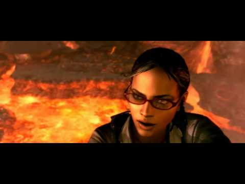 52 The Fall of Wesker (60fps, slow motion, 4x)