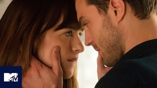 Fifty Shades Darker Deleted Scenes - Cast Reveal Favourites 😘  | MTV