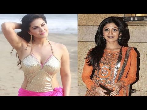Sunny Leone Given an Advice by Shilpa Shetty, Indirectly