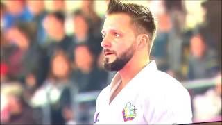Pan American Games 2019- Male Kata Final- Torres (USA) vs Diaz (VEN)