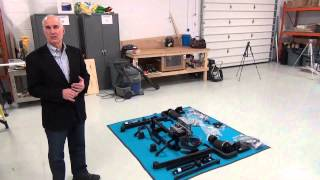 VB Air Suspension on 2014 Mercedes Benz Sprinter Chassis For Safety - Advanced RV Custom Motorhome