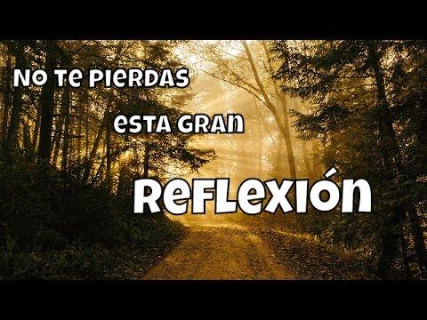 Cosecha lo bueno que siembras Reflexión