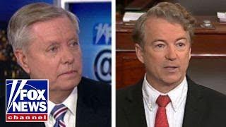 Sen. Lindsey Graham: Rand Paul is doing a dangerous thing