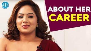 Nikesha Patel About Her Career    Araku Road Lo    Talking Movies With iDream
