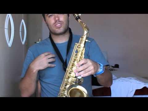 Iniciando com Saxofone