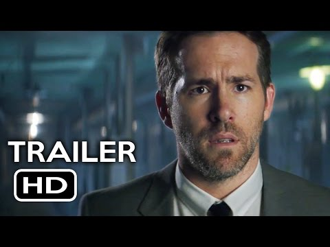 The Hitman's Bodyguard Red Band Trailer #1 (2017) Ryan Reynolds, Samuel L. Jackson Action Movie HD