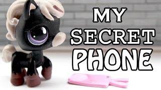 LPS - MY SECRET PHONE!