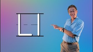 Learn The Letter L | Let's Learn About The Alphabet | Phonics Song for Kids | Jack Hartmann