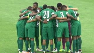 Luxembourg 1-3 Nigeria
