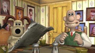 Wallace & Gromit. La maldición de las verduras (Juego interactivo DVD)