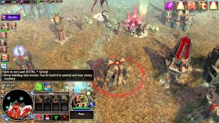 Let's Play Rise of Legends Part 44 - Shok and Awe (Kumee Jungle)