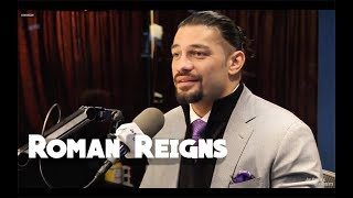 "Roman Reigns - Brock Build, Being ""Vince's Guy,"" Saudi Arabia, Steroid Accustions, etc- Sam Roberts"