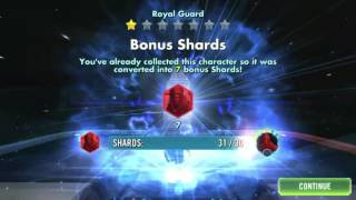 Swgoh - Card Pack opening (90$)