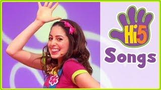 Hi-5 Songs | Animal Dance & More Kids Songs - Hi5 Season 16 Songs of the Week