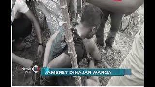 Rekaman Video Pelaku Jambret Diikat & Dihakimi Massa hingga Babak Belur - iNews Pagi 01/07