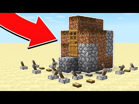 THE WORLD S WORST MINECRAFT MAP seriously not even kidding