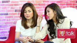 PEP TALK. Who's the favorite daughter: Toni or Alex Gonzaga?
