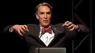 Bill Nye Destroys Noah's Ark