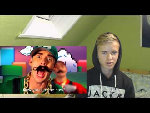 Mario Bros vs Wright Bros.REACTION