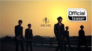 [Teaser] MR.MR(미스터미스터) _ Waiting for you(웨이팅 포 유)