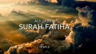 Surah Fatiha Ali Jaber