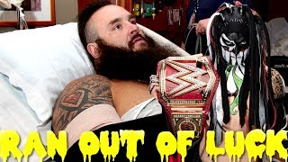 10 WWE Wrestlers Who Ran Out Of Luck At The Worst Moment