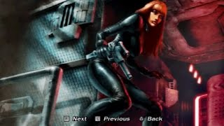 Marvel: Ultimate Aliance - Black Widow Comic Mission