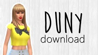 GIRLS IN THE HOUSE - CRIANDO A DUNY + DOWNLOAD