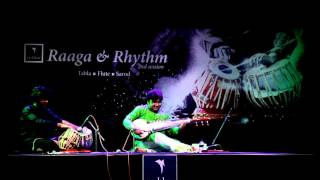 Sarod Tabla Performance by Srinjoy Mukherjee and Mir Naqibul Islam Part 2