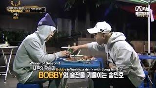 [ENG] SMTM4 EP10 - Mino meets Bobby cut