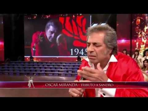 Showmatch 2014 El emotivo homenaje a Sandro y las lágrimas de Soledad Silveyra