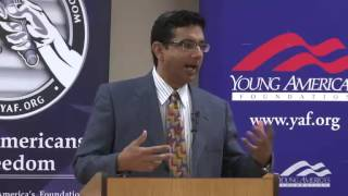 D'Souza at Liberty University: The Dangers of Radical Islam
