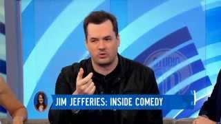 Jim Jefferies: Inside Comedy | Studio 10