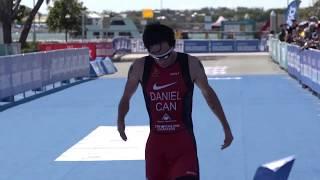 2018 ITU World Triathlon Gold Coast Para triathlon Highlights