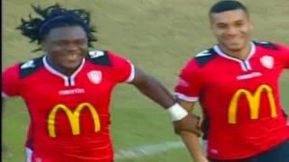 اهداف مباراة ( الإسماعيلي 1-1 طلائع الجيش ) الدورى المصرى