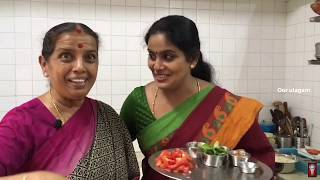 Cooking Vlog with Revathi Shanmugham(Guest Kitchen) /Ghee Rice/Kurma/Poori/Dosai/Lunch combo