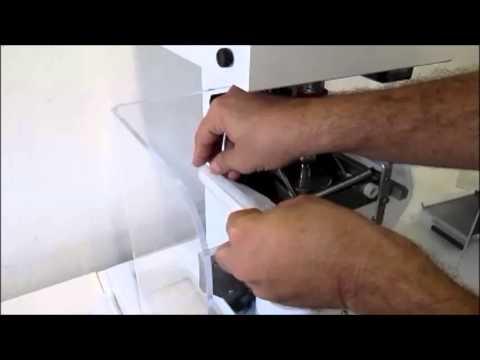 Montagem e utilização extrator ME03 2014