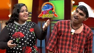 Comedy Chi Bullet Train | Comedy Performances | Vishakha Subhedar, Anshuman Vichare | Colors Marathi