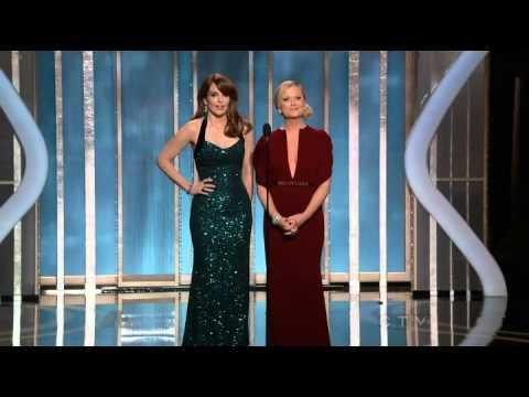 Golden Globes 2013 Opening Tina Fey and Amy Poehler