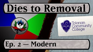 Dies to Removal - MTG Video Podcast - Episode 2: Modern Dies To Ban!