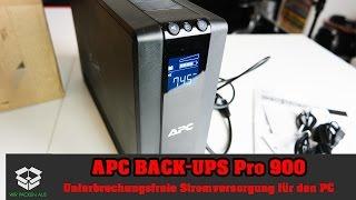 APC Back Ups Pro 900 USV Notstrom für den PC